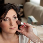 Bridal Warm Make Up For Cold Season